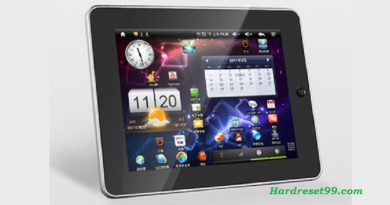 CUBE U9GT Hard reset - How To Factory Reset