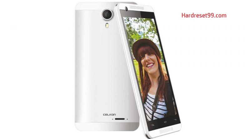 Celkon A105 Plus Hard Reset