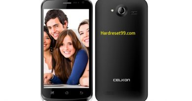 Celkon Campus A125 Hard Reset