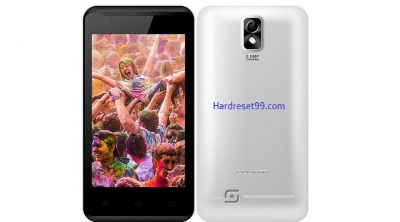 Celkon Campus A42 Hard Reset