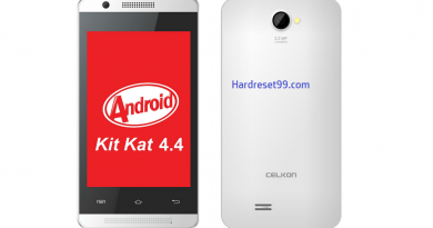 Celkon Campus Mini A350 Hard Reset