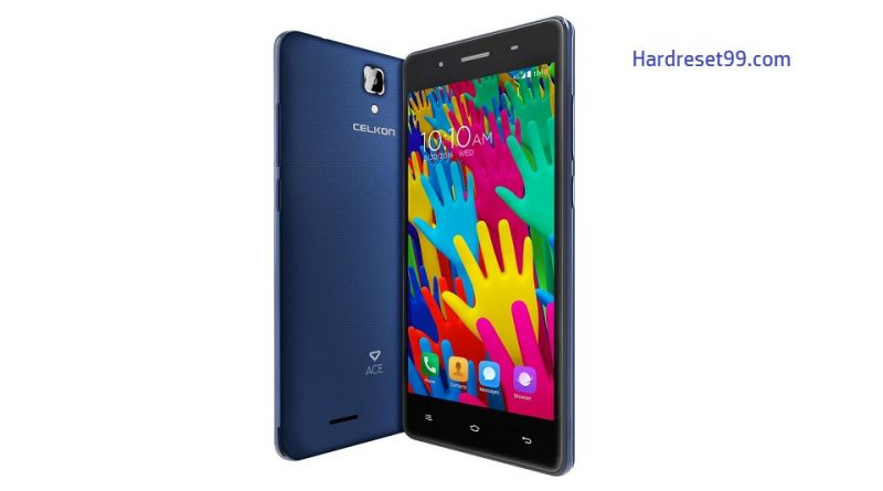Celkon Diamond Ace Hard Reset