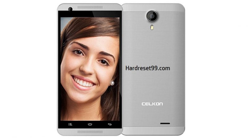 Celkon Millennia Q519 Plus Hard Reset