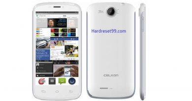 Celkon Signature HD A119 Hard Reset