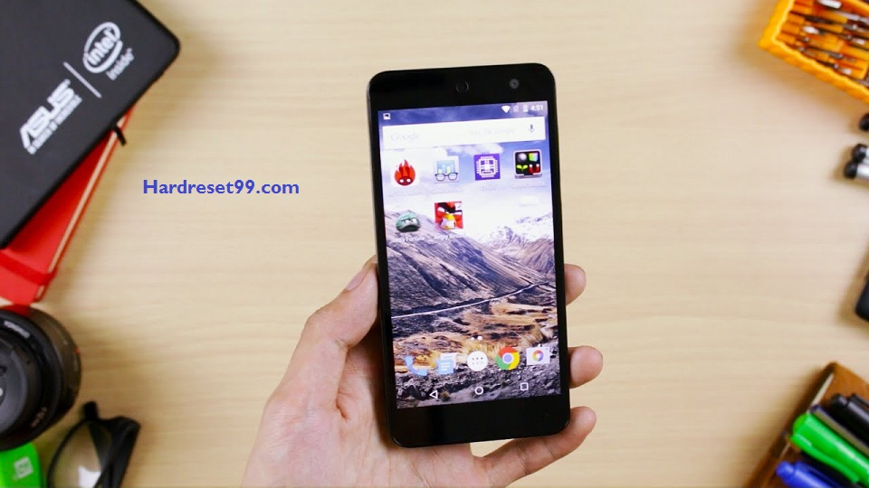 Cherry Mobile Android One G1 Hard reset - How To Factory Reset