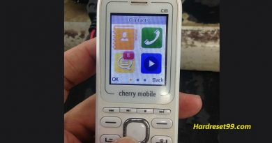 Cherry Mobile C18 Hard reset - How To Factory Reset