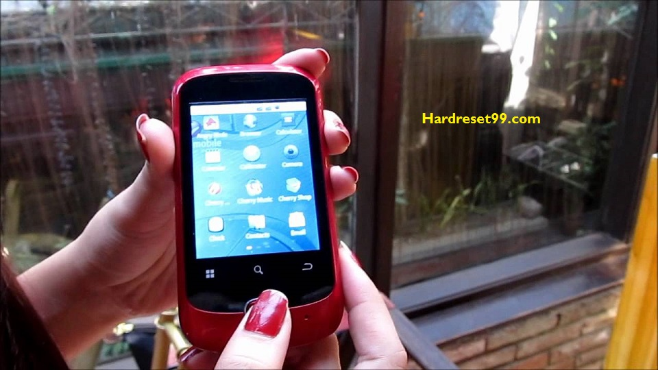 Cherry Mobile Candy Chat Hard reset - How To Factory Reset