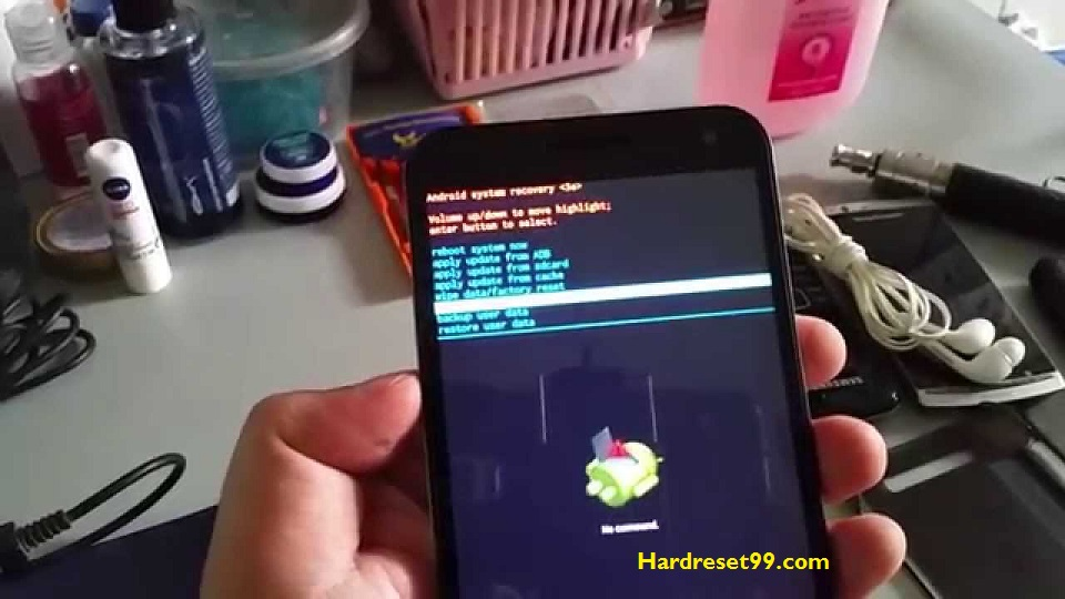 Cherry Mobile Cosmos X Hard reset - How To Factory Reset