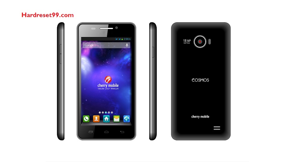 Cherry Mobile Cosmos Z Hard reset - How To Factory Reset