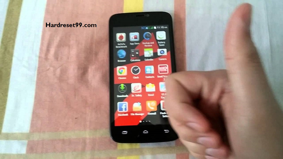 Cherry Mobile Cosmos Z2 Hard reset - How To Factory Reset