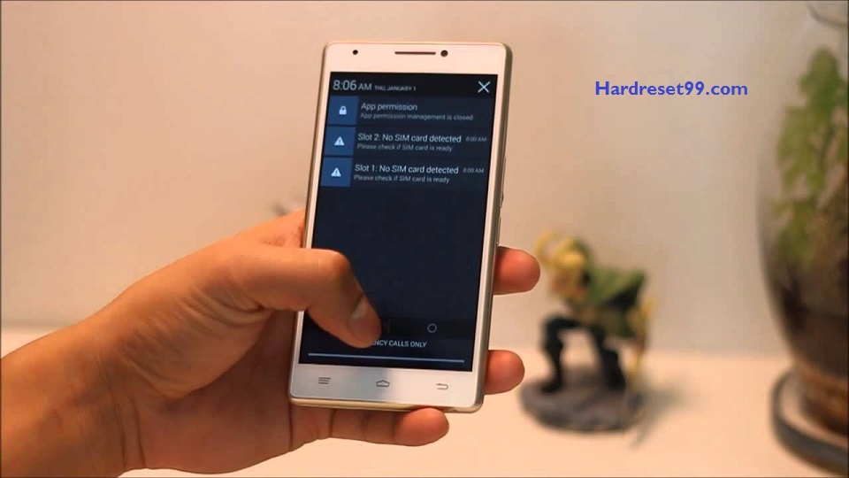 Cherry Mobile Cubix Cube 2 Hard reset - How To Factory Reset