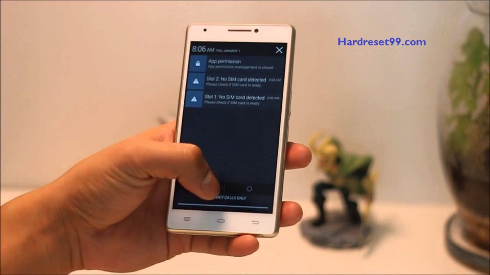Cherry Mobile Cubix Cube Hard reset - How To Factory Reset