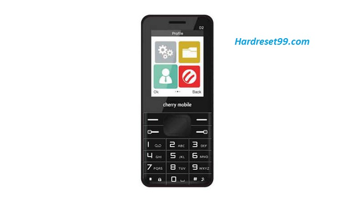 Cherry Mobile D2 Hard reset - How To Factory Reset