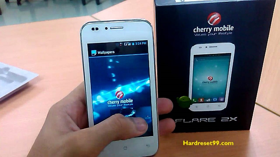 Cherry Mobile Flare 2X Hard reset - How To Factory Reset