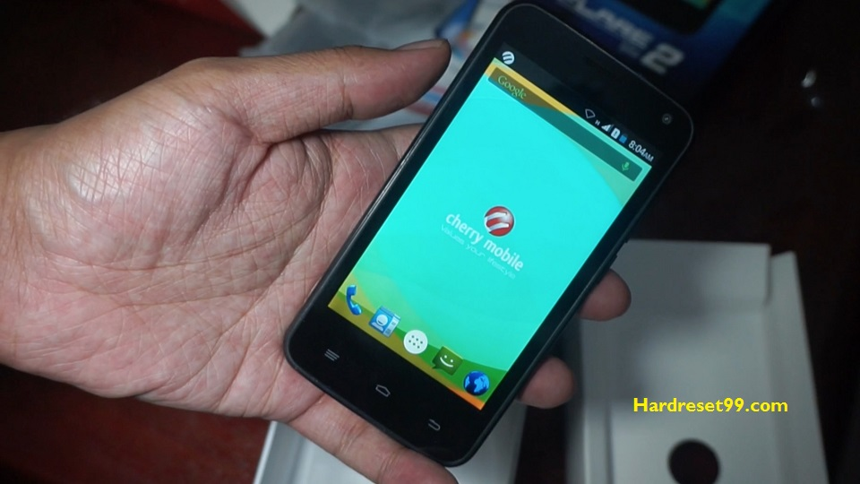 Cherry Mobile Flare Lite Hard reset - How To Factory Reset
