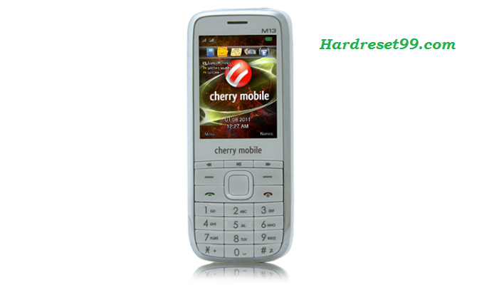 Cherry Mobile M13 Hard reset - How To Factory Reset