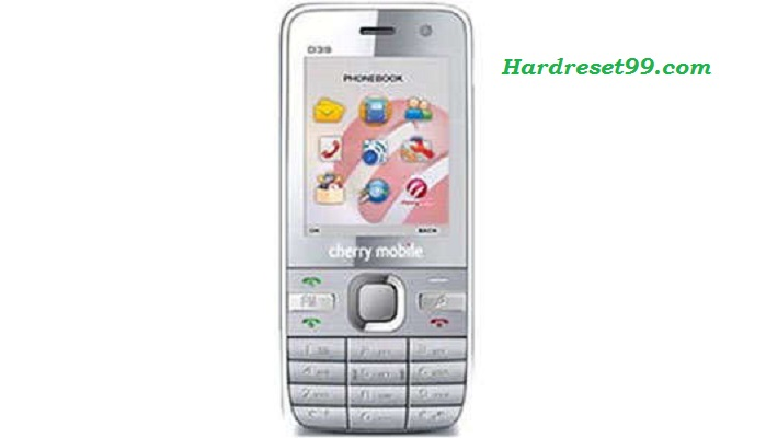 Cherry Mobile M39 Hard reset - How To Factory Reset