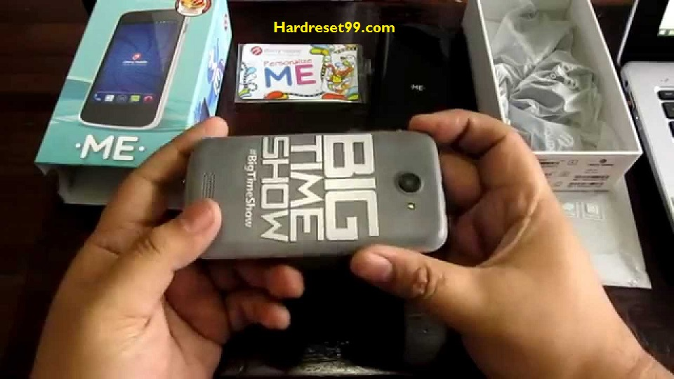 Cherry Mobile Me Vibe Hard reset - How To Factory Reset