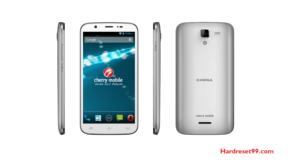Cherry Mobile OMEGA Hard reset - How To Factory Reset