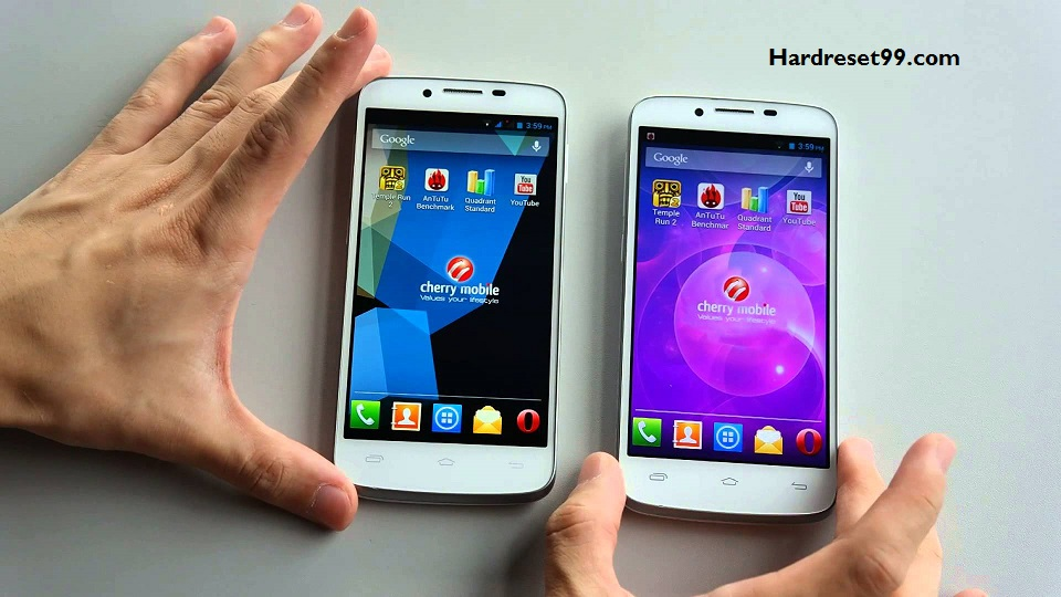 Cherry Mobile Omega Infinity Hard reset - How To Factory Reset