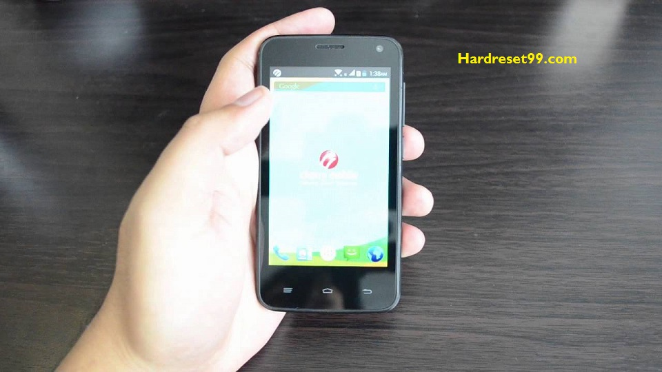 Cherry Mobile Omega Lite 2 Hard reset - How To Factory Reset