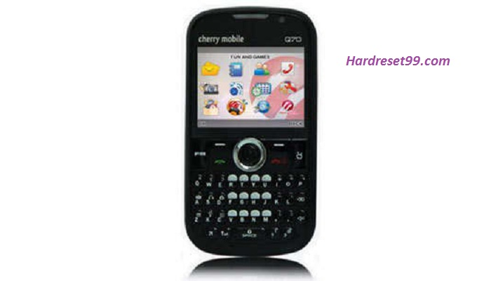 Cherry Mobile Q70 Quad Hard reset - How To Factory Reset