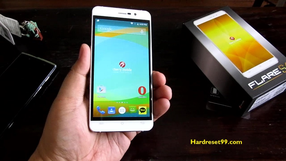 Cherry Mobile Revel Hard reset - How To Factory Reset