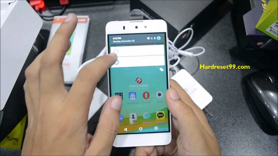 Cherry Mobile SkyFire Hard reset - How To Factory Reset