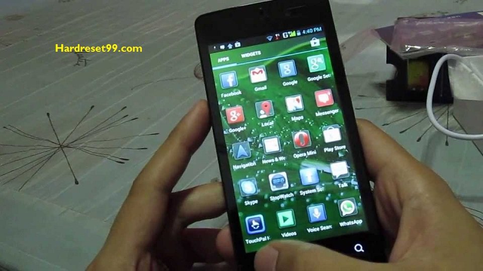 Cherry Mobile Skyfire 2.0 Hard reset - How To Factory Reset