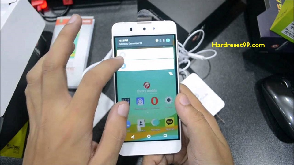 Cherry Mobile Sonic Hard reset - How To Factory Reset