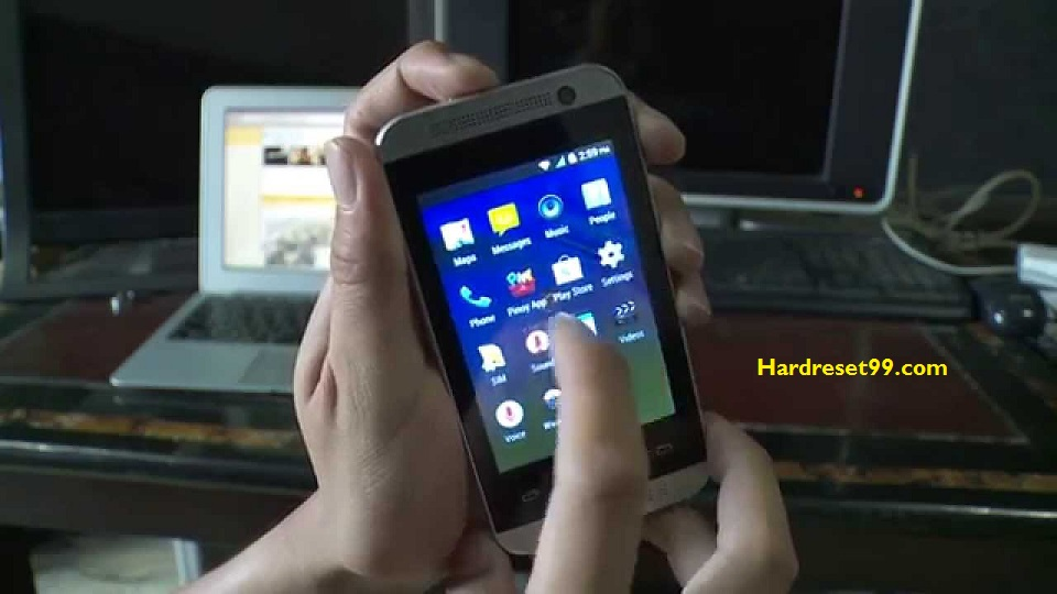 Cherry Mobile Spin 3G Hard reset - How To Factory Reset