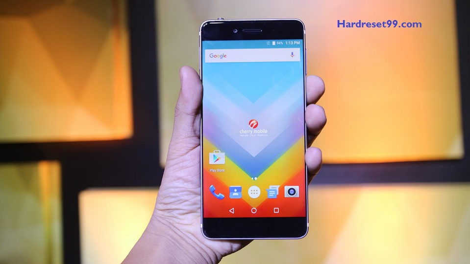 Cherry Mobile Touch HD Hard reset - How To Factory Reset