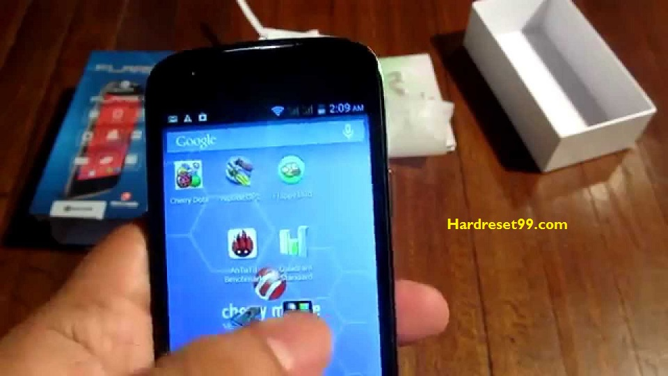 Cherry Mobile Urban Hard reset - How To Factory Reset
