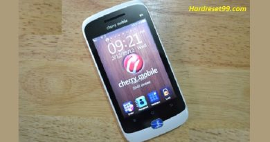 Cherry Mobile W3 Hard reset - How To Factory Reset