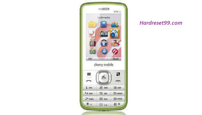 Cherry Mobile D15TV Hard reset - How To Factory Reset