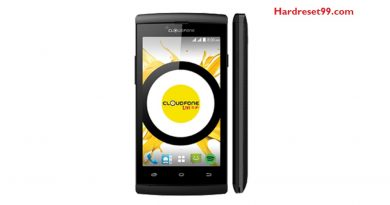 CloudFone ICE 500e Hard Reset