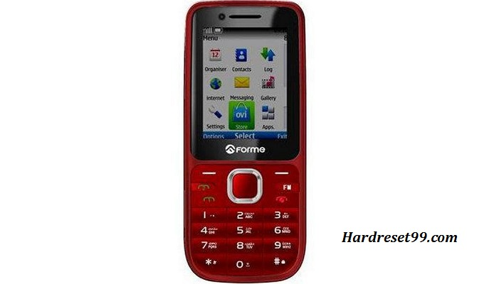 Forme D516 Hard reset - How To Factory Reset