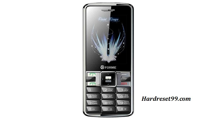Forme D555 Hard reset - How To Factory Reset