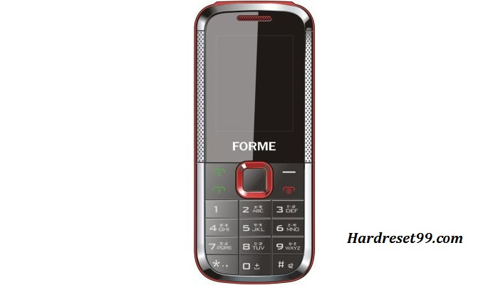 Forme F510 Hard reset - How To Factory Reset