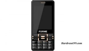 Forme Hope H1 Hard reset - How To Factory Reset
