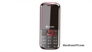 Forme Mini 5130 Plus Hard reset - How To Factory Reset