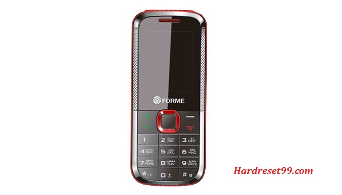 Forme Mini 5130 Hard reset - How To Factory Reset