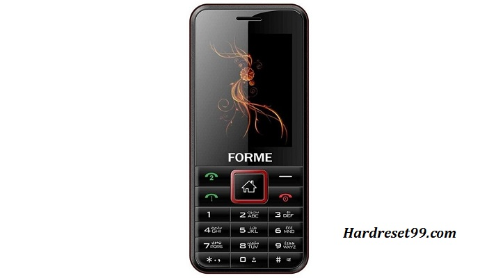 Forme Power Two M22 Hard reset - How To Factory Reset