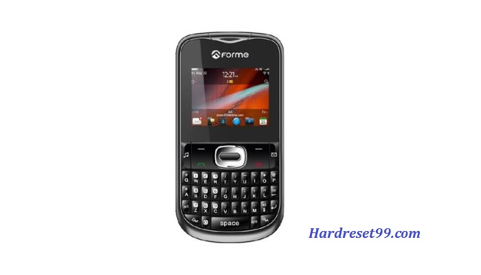 Forme Q200 Hard reset - How To Factory Reset