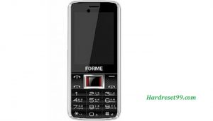 Forme Winner 2 W2 Hard reset - How To Factory Reset