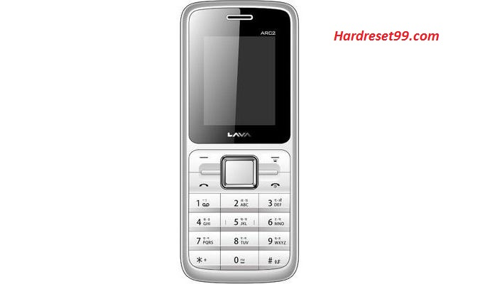 Lava ARC 2 Hard reset - How To Factory Reset