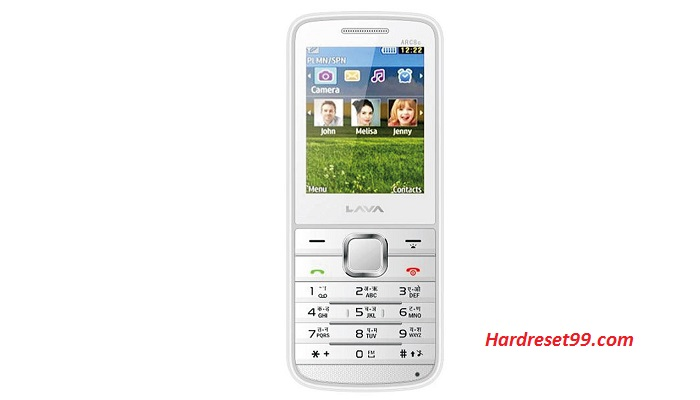 Lava ARC 8C Hard reset - How To Factory Reset