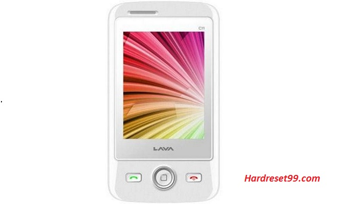 Lava C11s Hard reset - How To Factory Reset