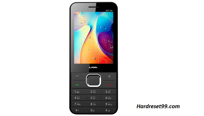 Lava KKT 28 Hard reset - How To Factory Reset