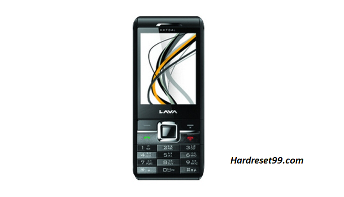 Lava KKT 34i Hard reset - How To Factory Reset